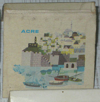 Acre (Match Box) - Jean David