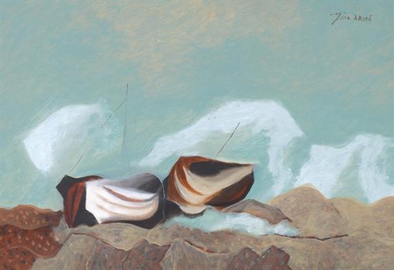 Boats - Jean David