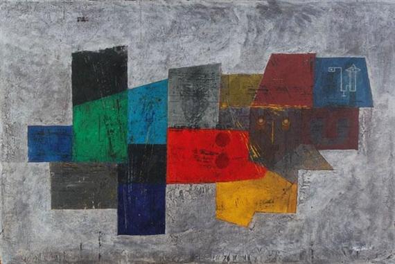 Cubes - Jean David