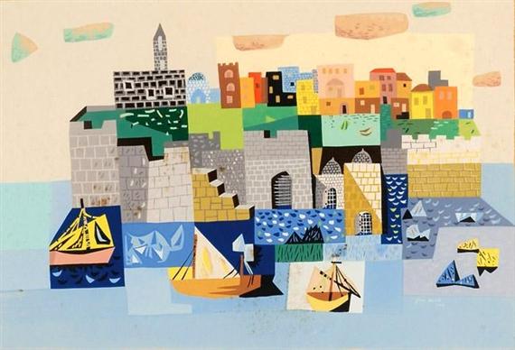 Jaffa - Jean David