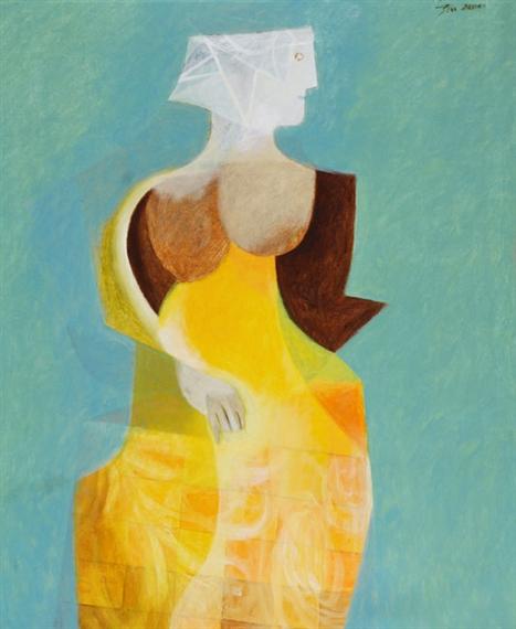 Woman - Jean David