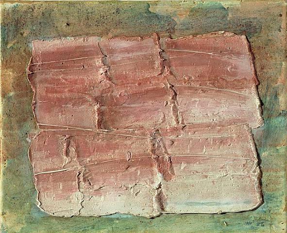 Terre D'Espagne, 1956 - Jean Fautrier