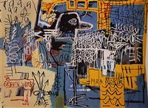 Bird on Money - Jean-Michel Basquiat