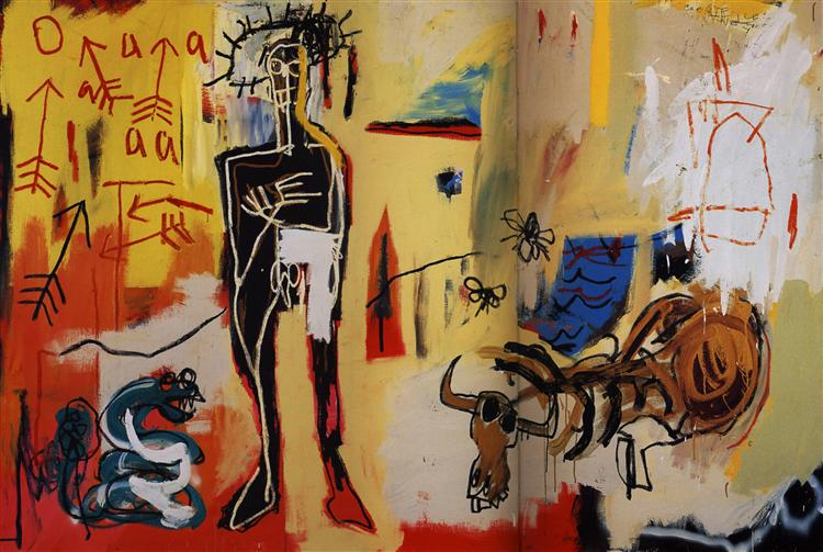 Poison Oasis, 1981 - Jean-Michel Basquiat