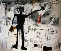 Self-Portrait - Jean-Michel Basquiat