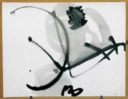 Untitled, 1952 - Жан Міотт