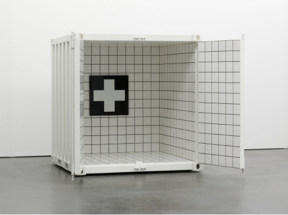 Container, 1989 - Jean-Pierre Raynaud