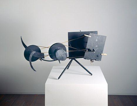 Méta-Matic No. 6, 1959 - Jean Tinguely