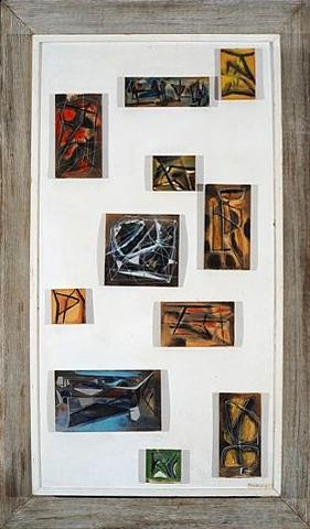 Untitled, 1950 - Jimmy Ernst