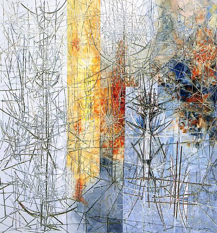 Untitled, 1957 - Jimmy Ernst