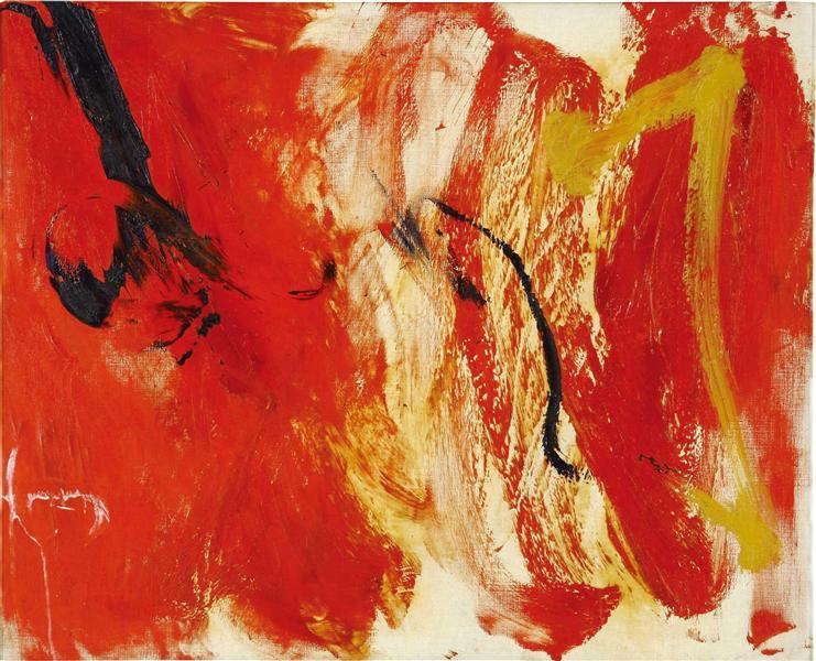 unknown title, 1960 - Jirō Yoshihara