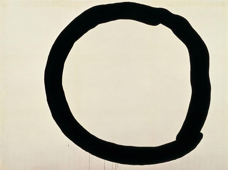 Work, 1965 - Jiro Yoshihara