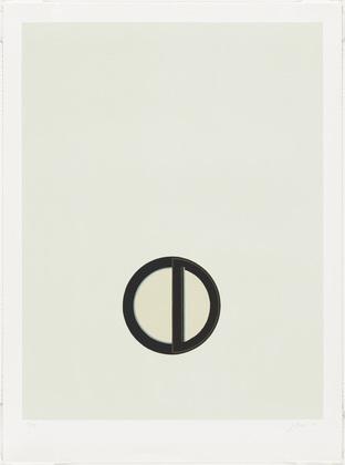Cardinations, 1974 - Jo Baer