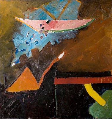 El Verano, 1960 - Joan Brown