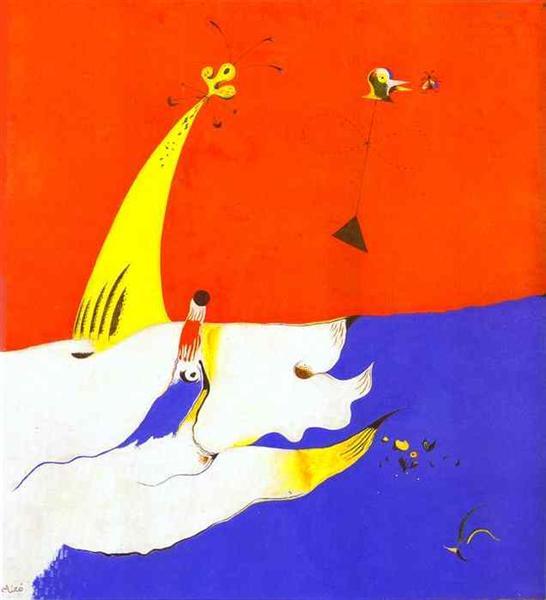 Landscape, 1924 - 1925 - Joan Miró