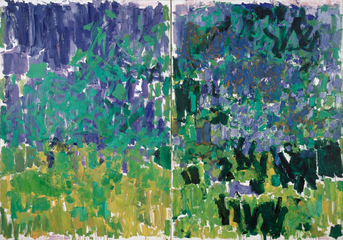 a study on the artworks of new york artists barbara guest grace hartigan and joan mitchell They were a gathering of friends really, namely, john ashbery, barbara guest, kenneth koch, and a handful of others the group wrote and published work in new york.
