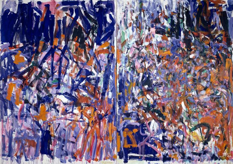 Weeds, 1976 - Joan Mitchell