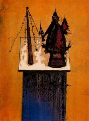 Suite Instruments de Tortura, 1956 - Joan Ponc