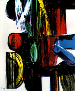 Anagrama, 1973 - Joao Vieira