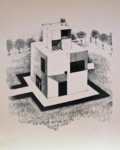 Haus Des Weissen Mannes, 1921-1924