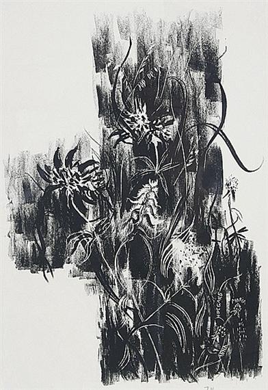 Waldrandblumen, 1919