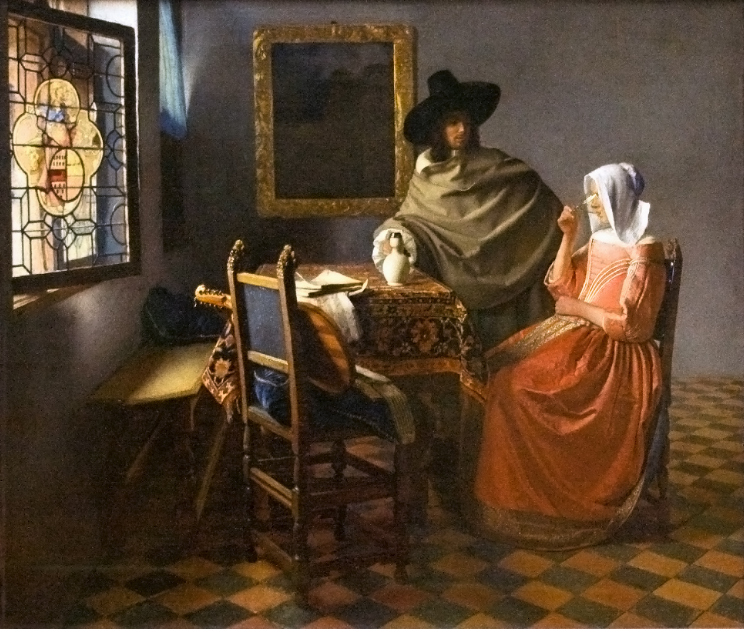 vermeer by Julia Harvath on Prezi