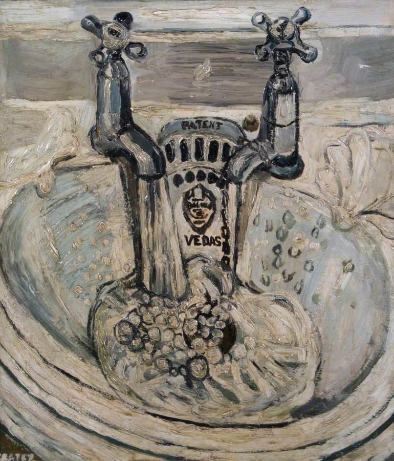 Kitchen Sink Art John Bratby