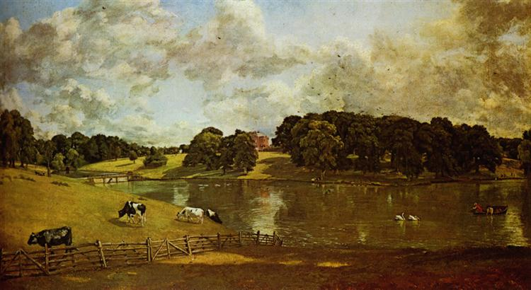 Wivenhoe Park - John Constable