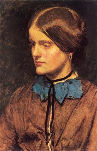 Annie Miller - John Everett Millais