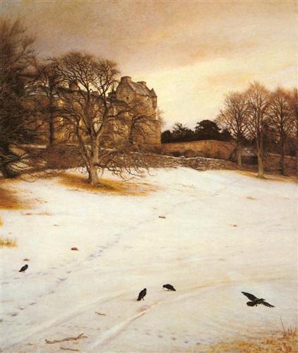 Christmas-Eve - John Everett Millais