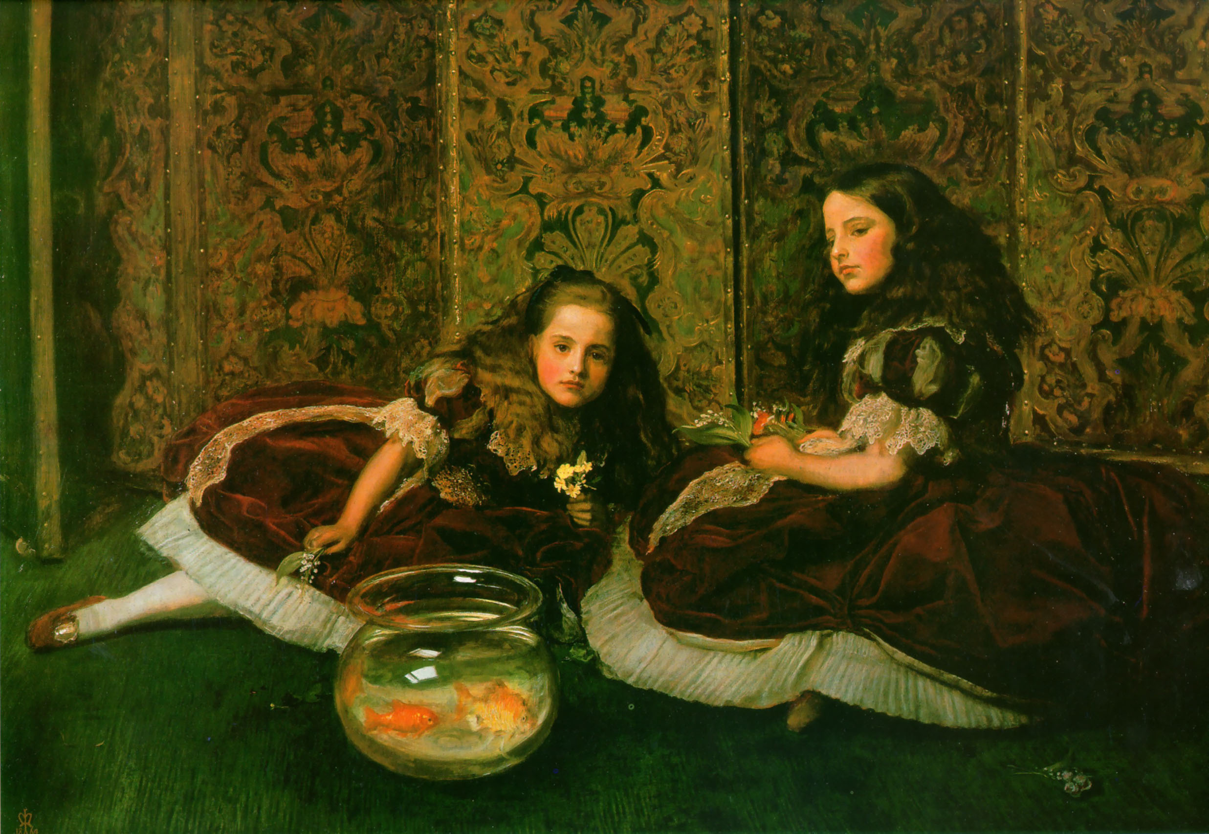 Leisure Hours, 1864