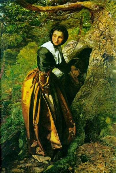 The Royalist - John Everett Millais