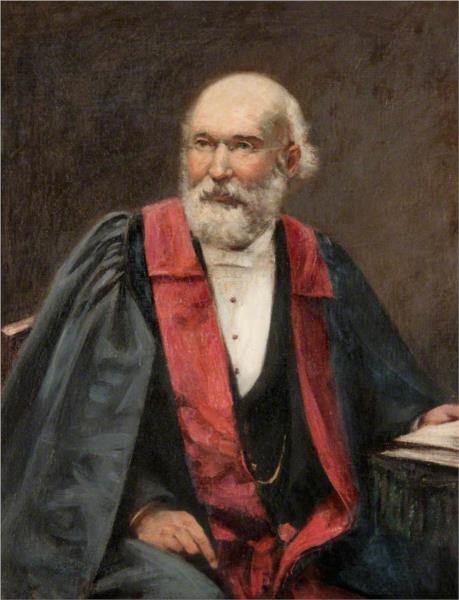 Andrew Fergus, 1887 - John Henderson