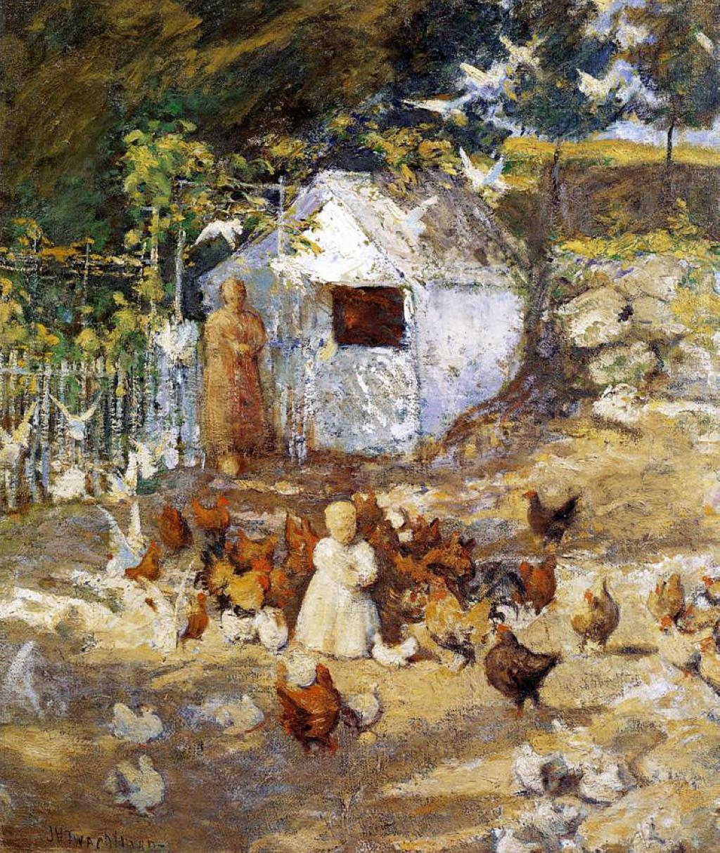 Barnyard, 1890-1900