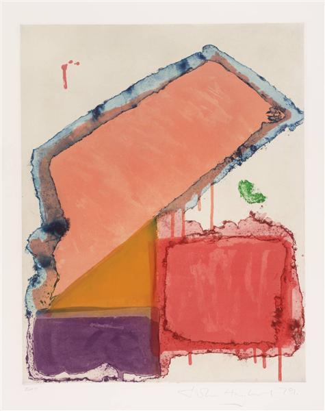 Anking, 1979 - John Hoyland