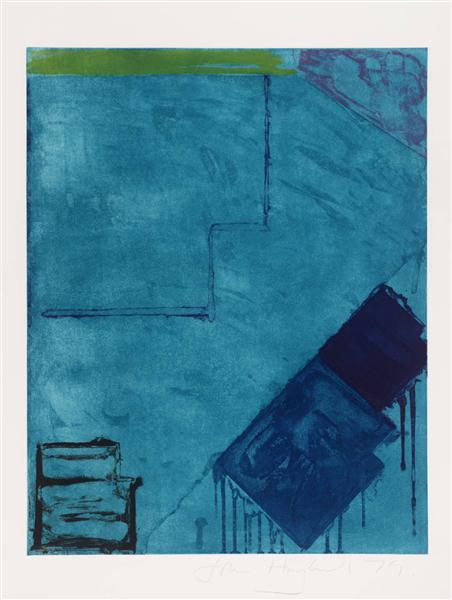 Rankin, 1979 - John Hoyland