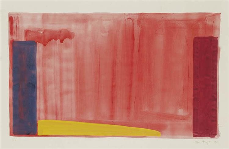 Untitled - John Hoyland