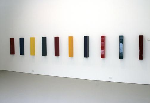 Light, 2004 - John McCracken