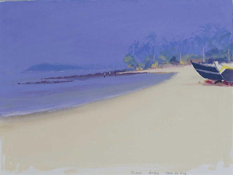 Casa do Rio Beach, Goa - John Miller