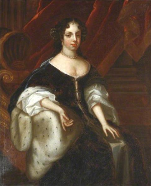 Catherine of Braganza, Queen Consort of Charles II - John Riley