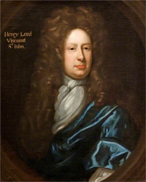 Henry St John - John Riley