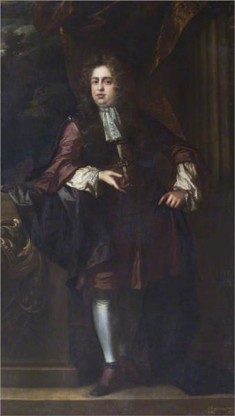 Sir John Brownlow, 1685 - John Riley