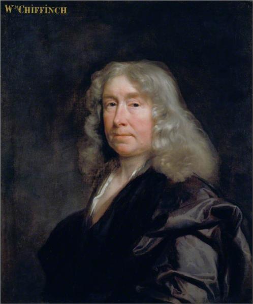 William Chiffinch, 1680 - John Riley