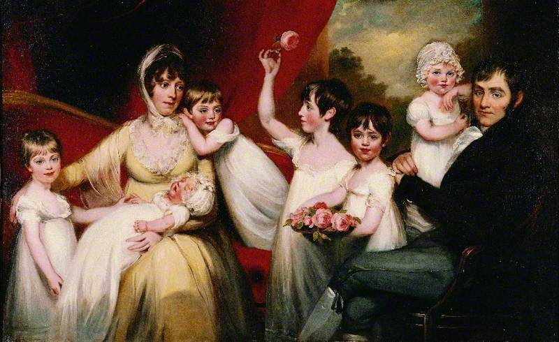 John Lee (d.1809), and His Family