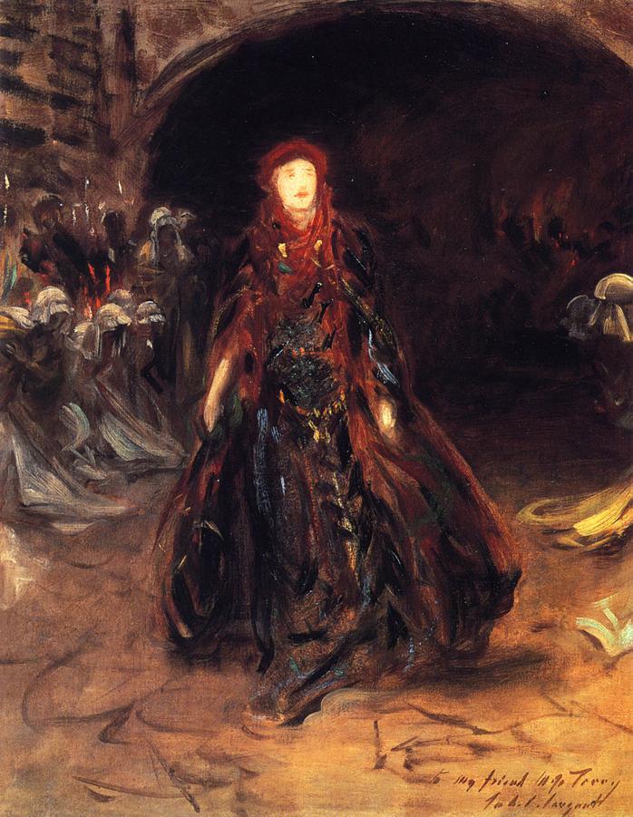 Ellen Terry as Lady Ma...