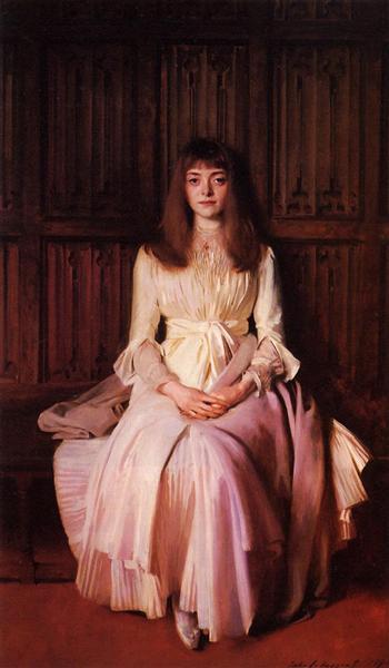 Miss Elsie Palmer, 1889 - 1890 - John Singer Sargent