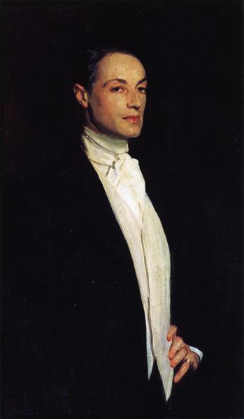 Sir Philip Sasson (Phillip Albert Gustave David Sasson), 1923 - John Singer Sargent
