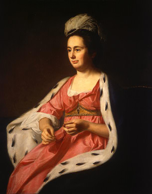 Abigail Smith Babcock, c.1774 - John Singleton Copley