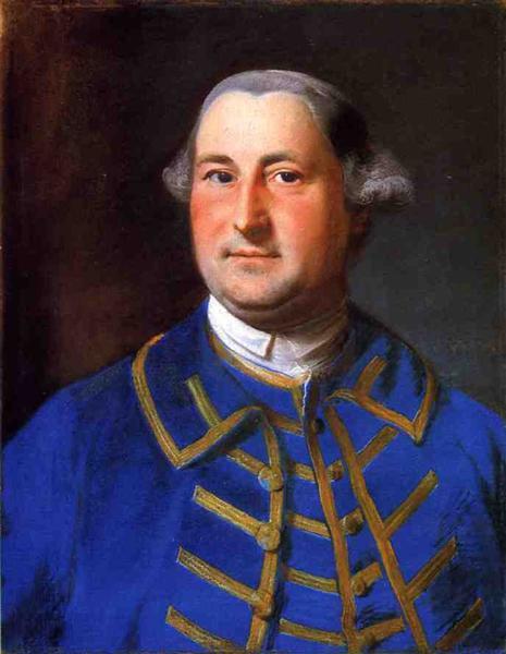 Gregory Towsend, 1756 - John Singleton Copley