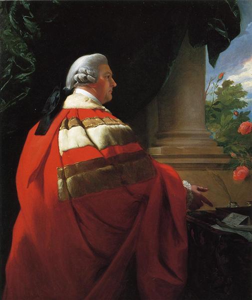 John, 2nd Viscount Dudley and Ward, c.1782 - 1803 - John Singleton Copley